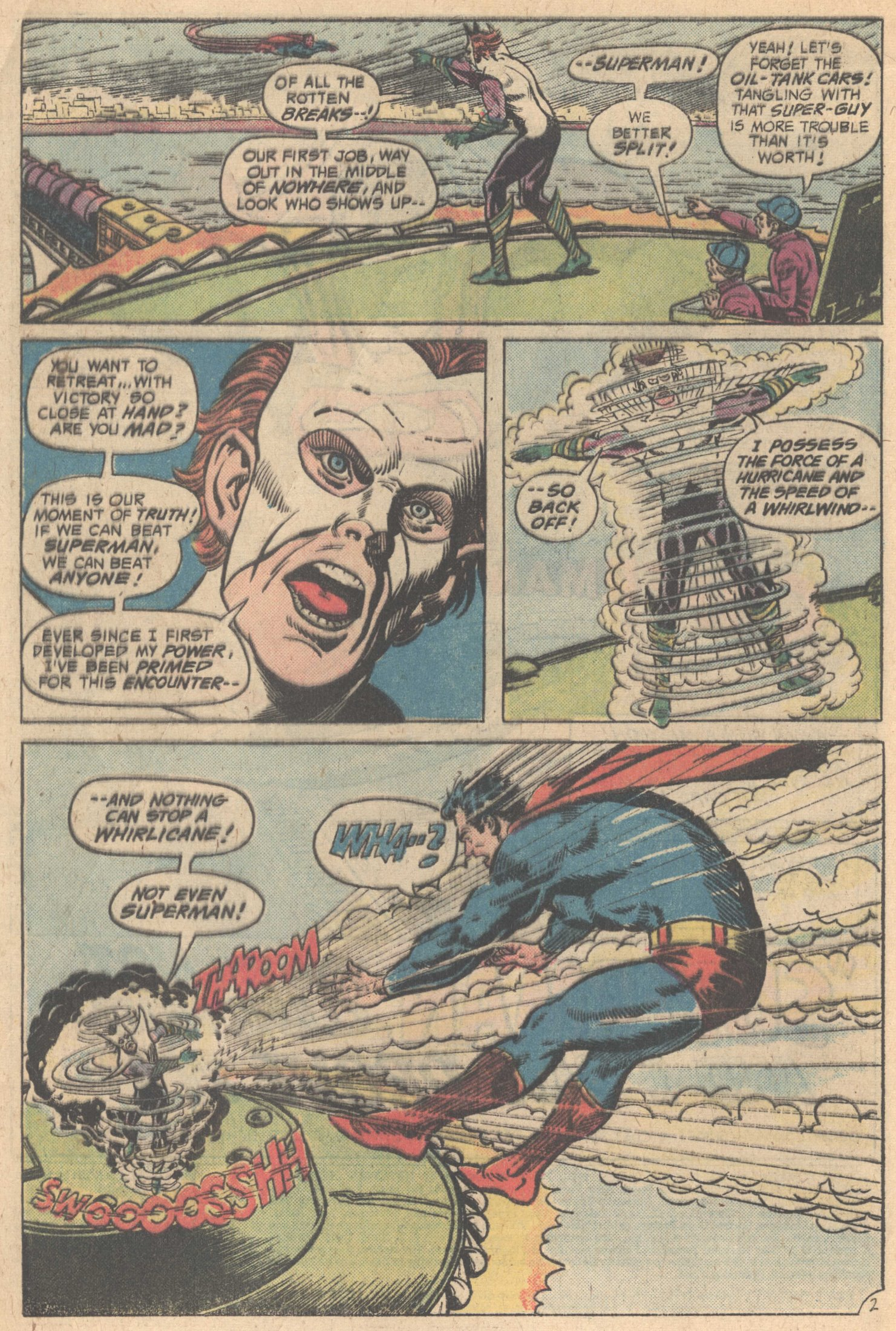 Read online Action Comics (1938) comic -  Issue #457 - 4