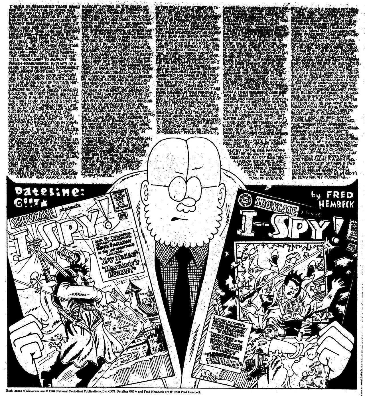 Read online The Nearly Complete Essential Hembeck Archives Omnibus comic -  Issue # TPB (Part 7) - 64