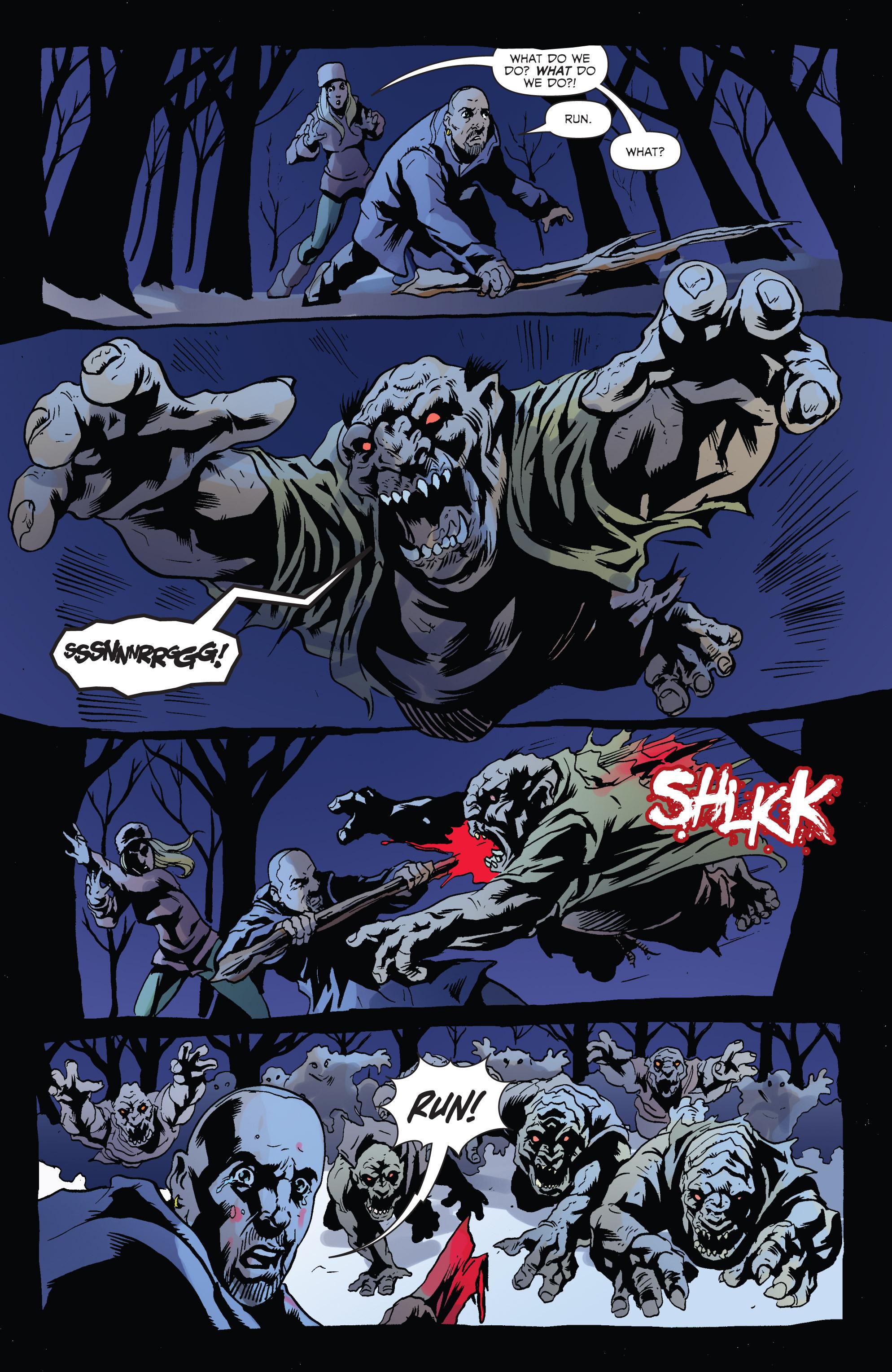 Read online Hoax Hunters (2012) comic -  Issue # TPB 2 - 26