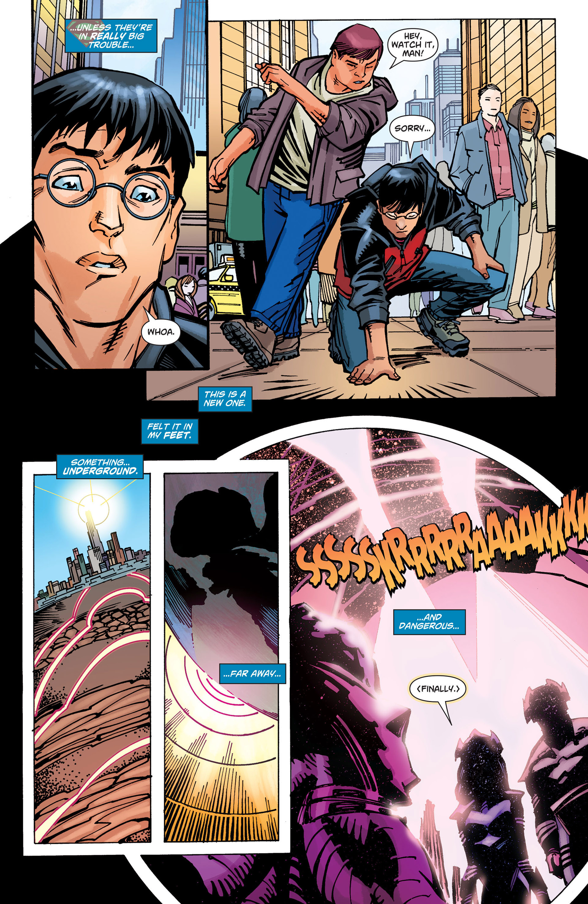 Read online Action Comics (2011) comic -  Issue #25 - 26