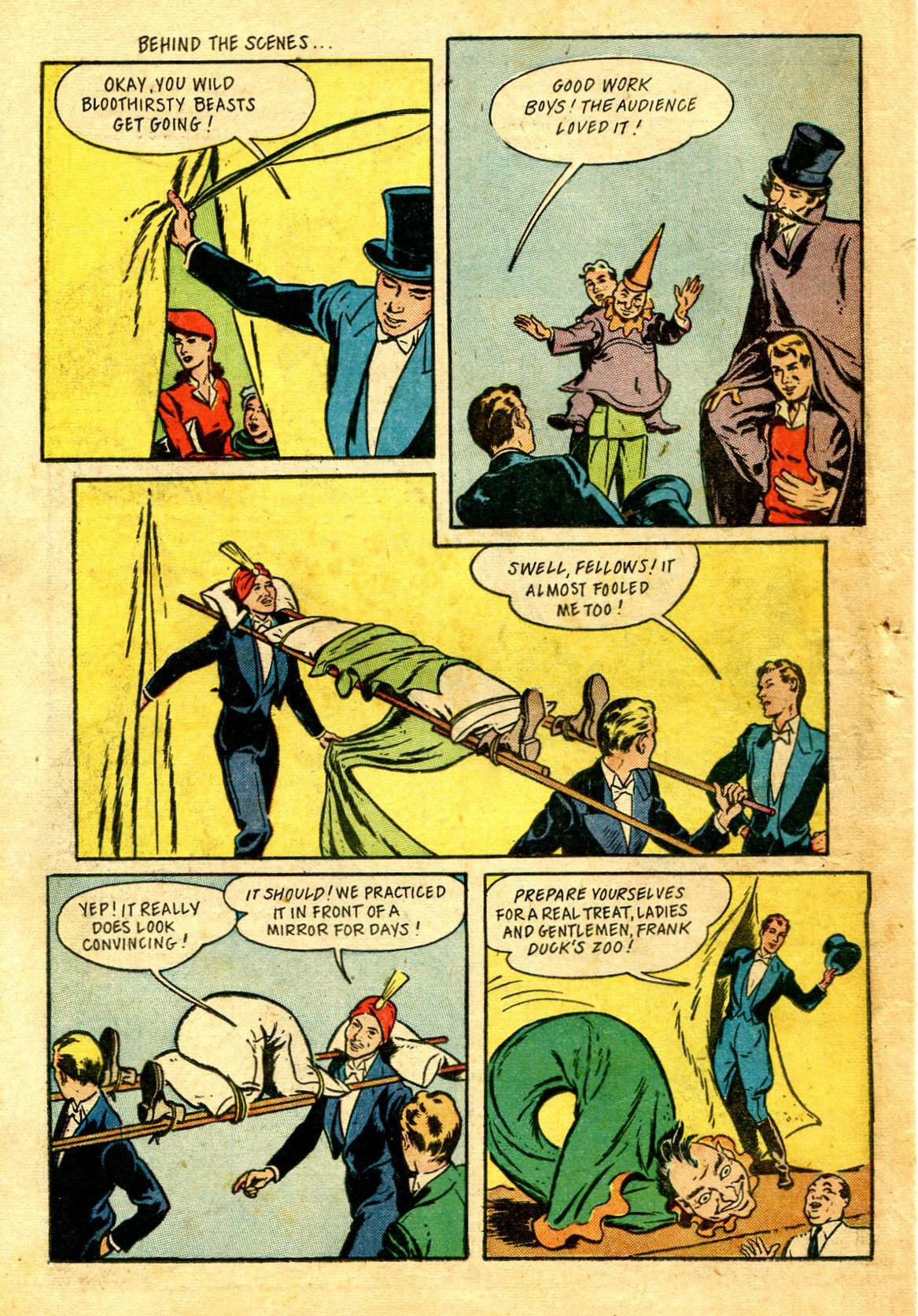 Read online Shadow Comics comic -  Issue #43 - 40
