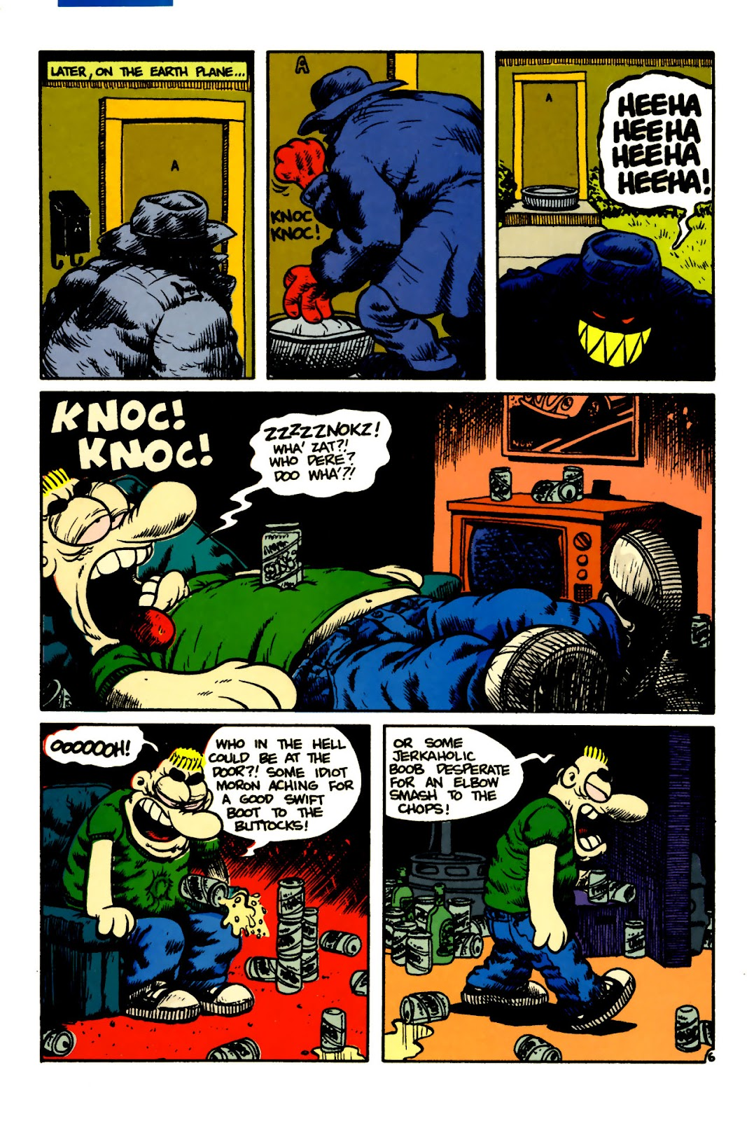 Ralph Snart Adventures (1988) issue 5 - Page 8