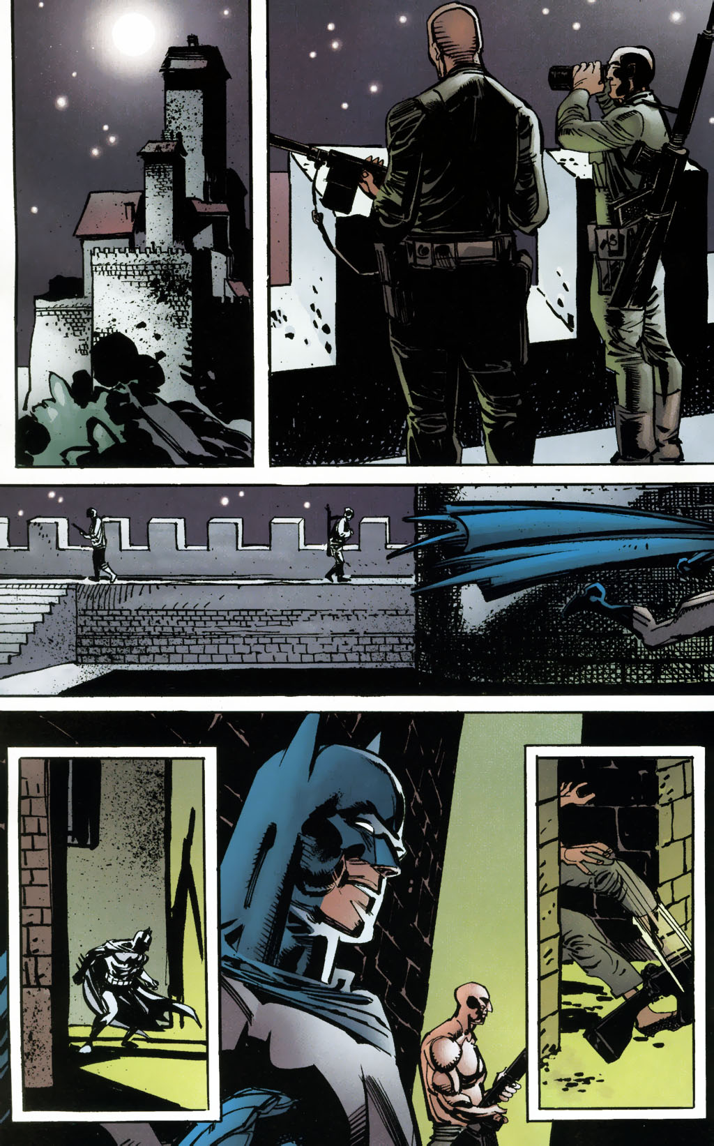 Read online Batman: Death and the Maidens comic -  Issue #9 - 13