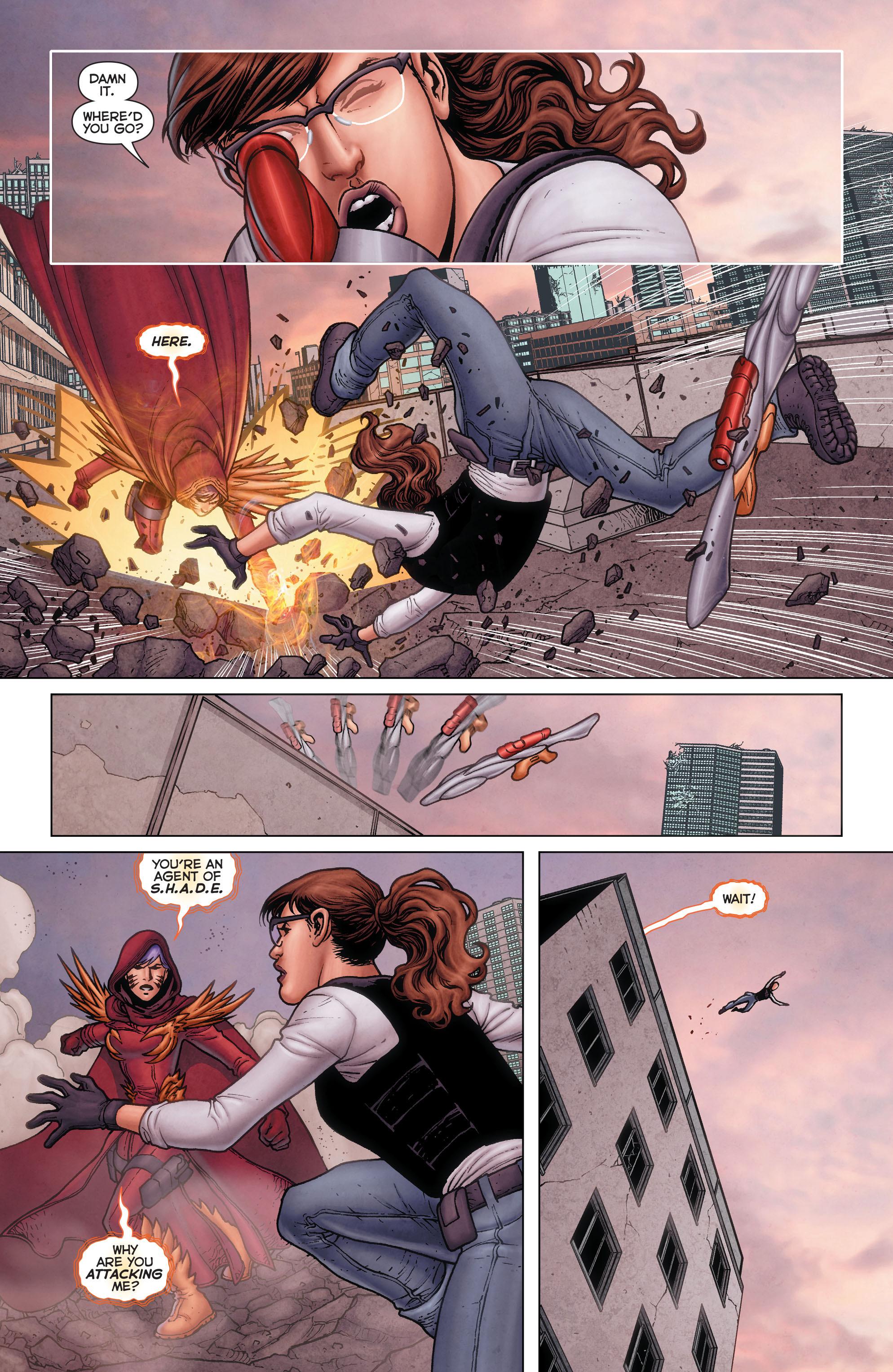 Read online Trinity of Sin: Pandora comic -  Issue #11 - 11