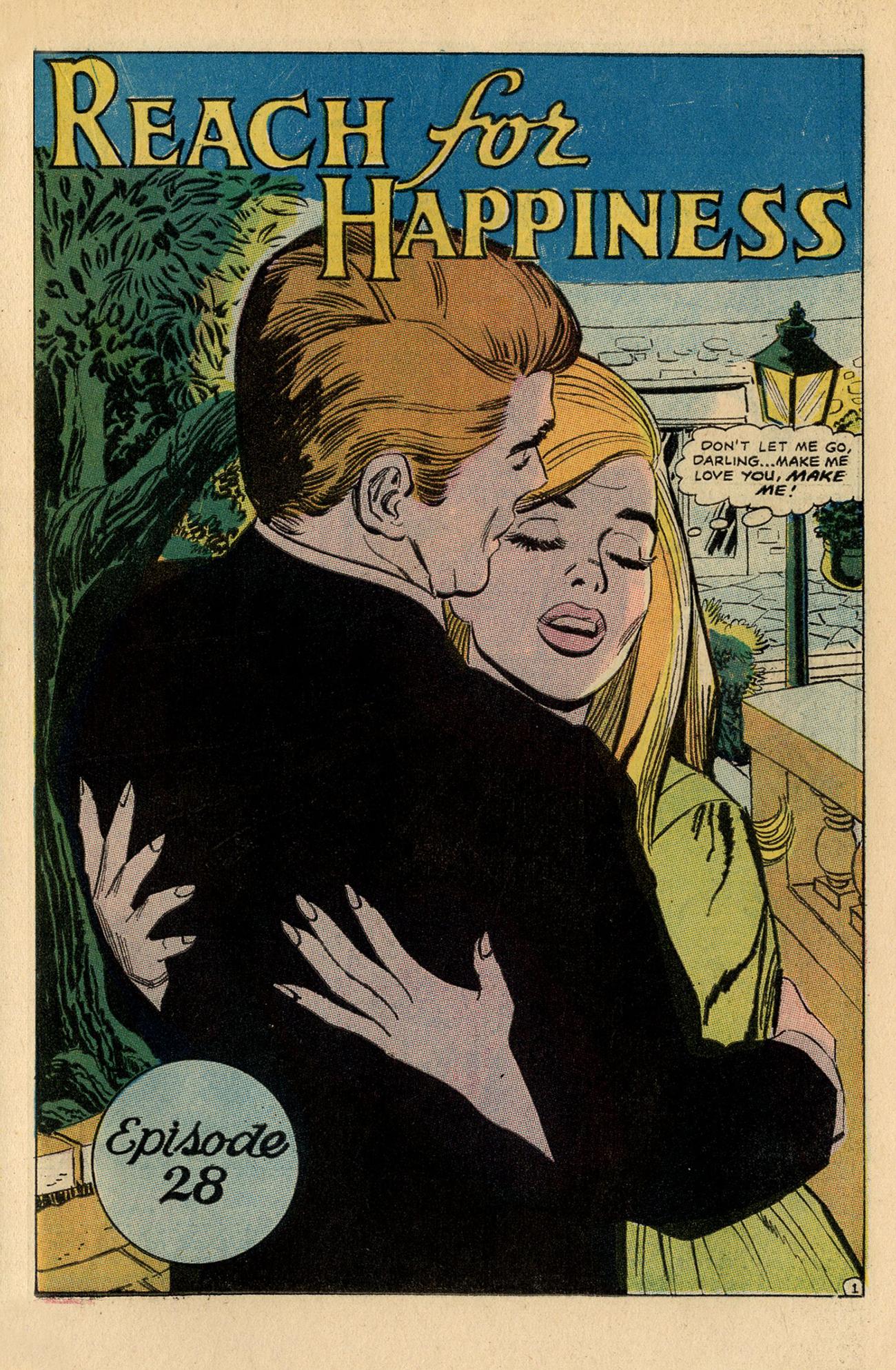 Read online Secret Hearts comic -  Issue #137 - 19