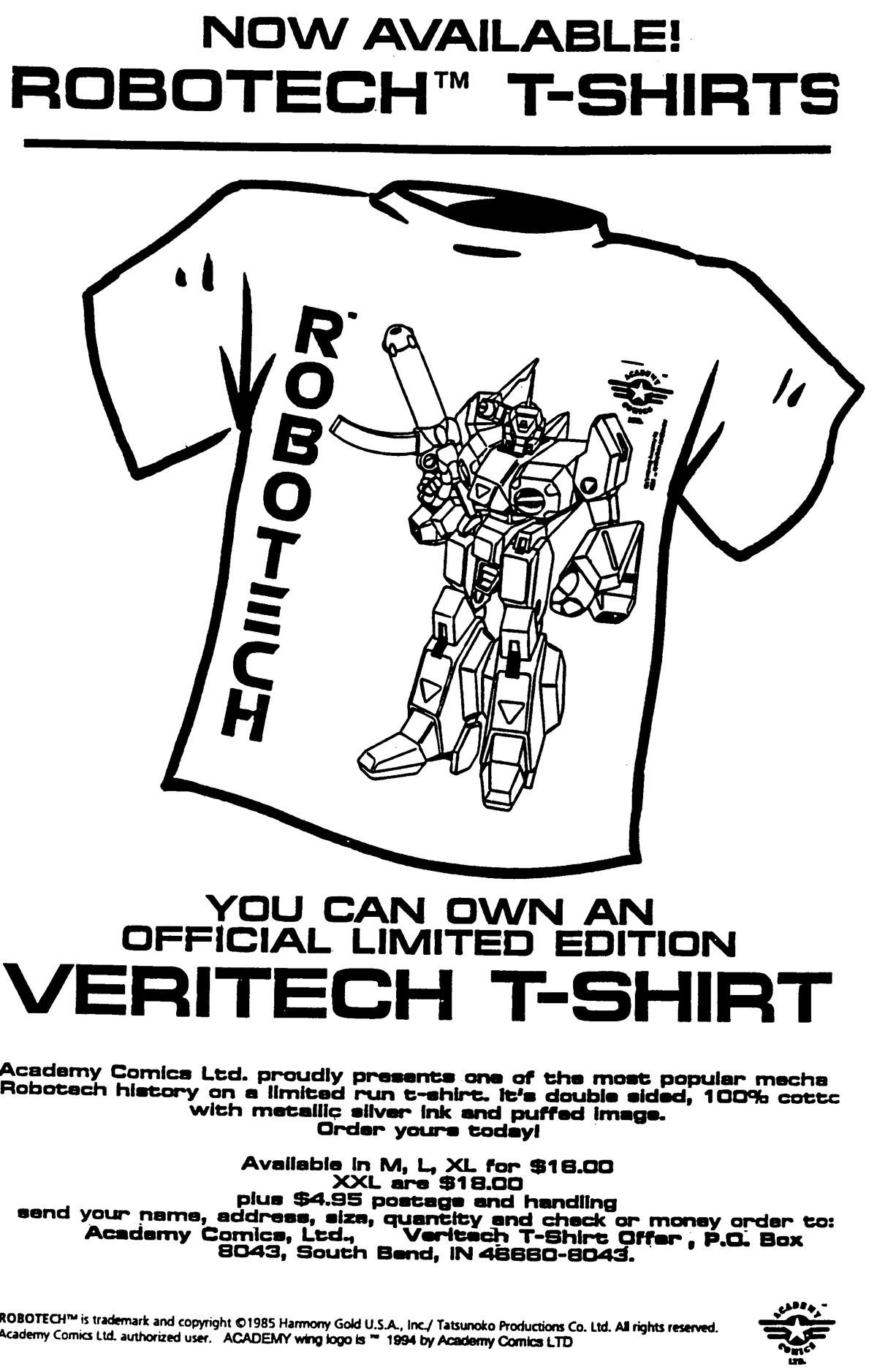 Robotech MechAngel issue 2 - Page 37