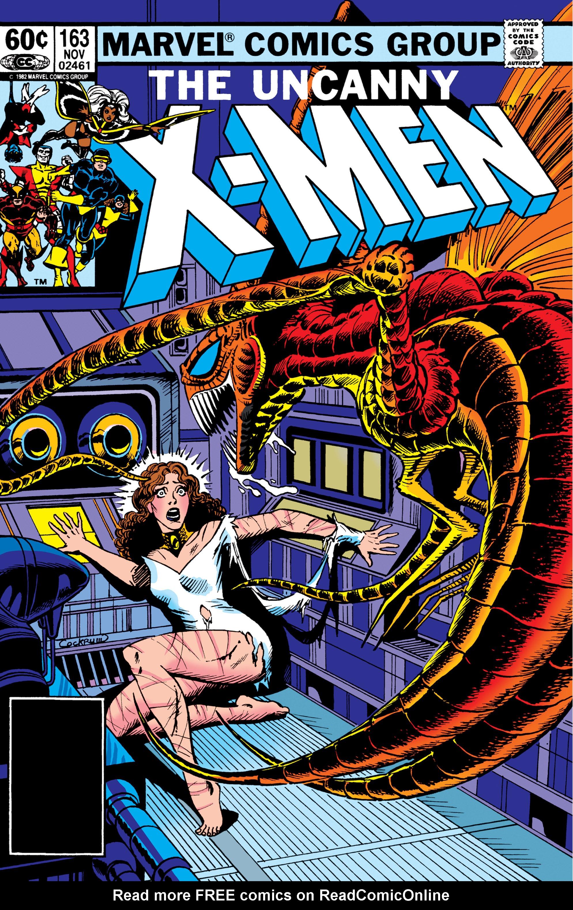 Uncanny X-Men (1963) 163 Page 1