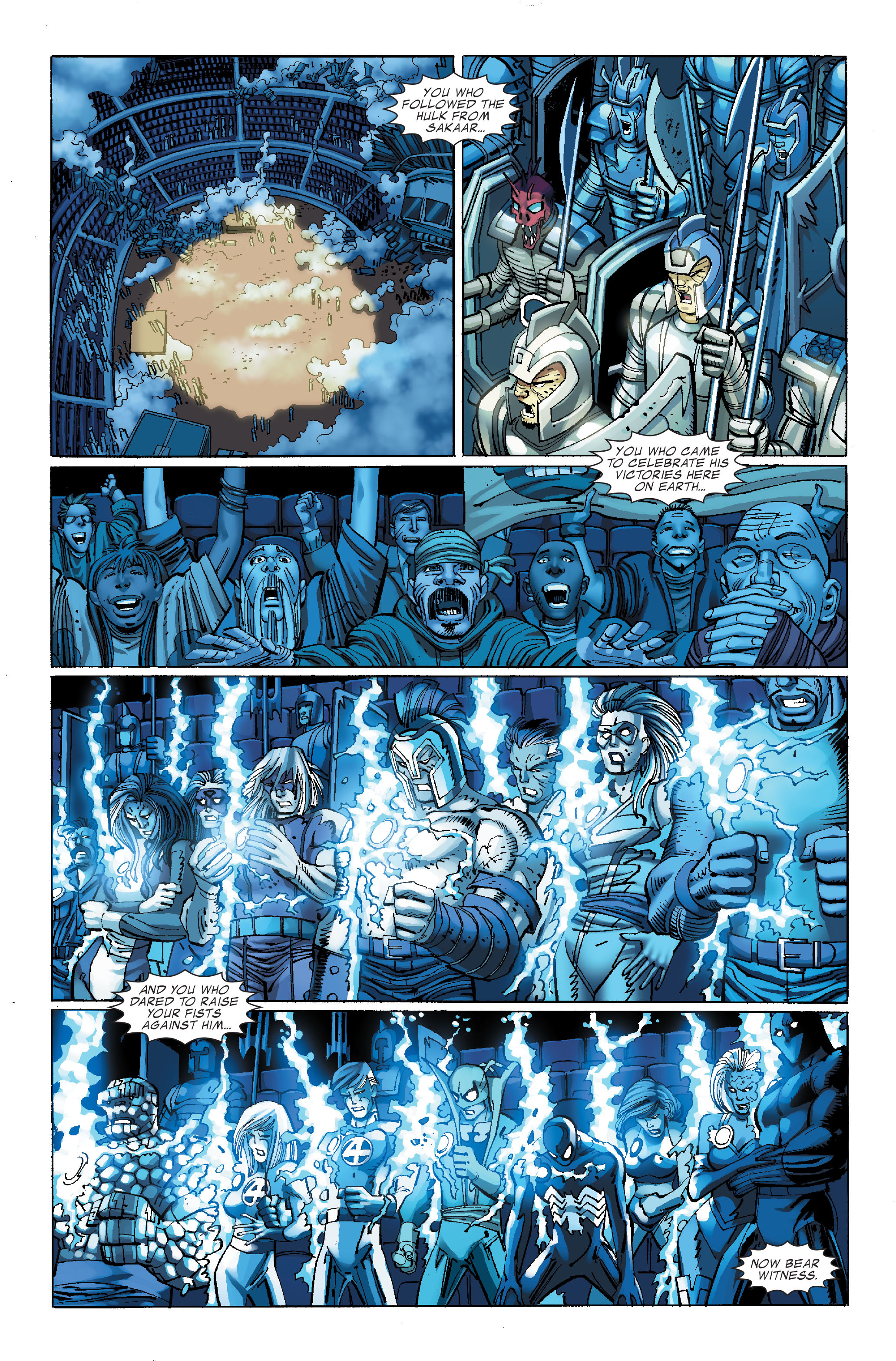Read online World War Hulk comic -  Issue #4 - 17