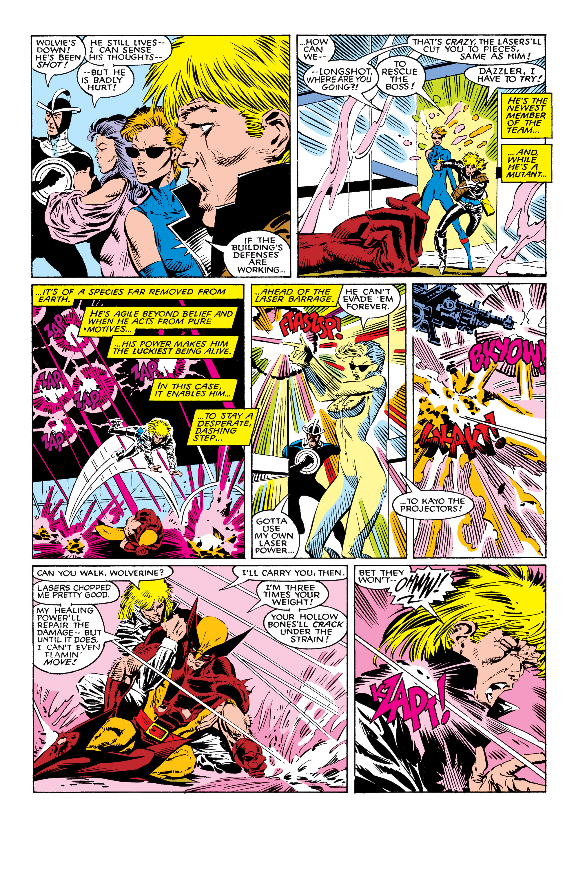 Read online Uncanny X-Men (1963) comic -  Issue #225 - 15