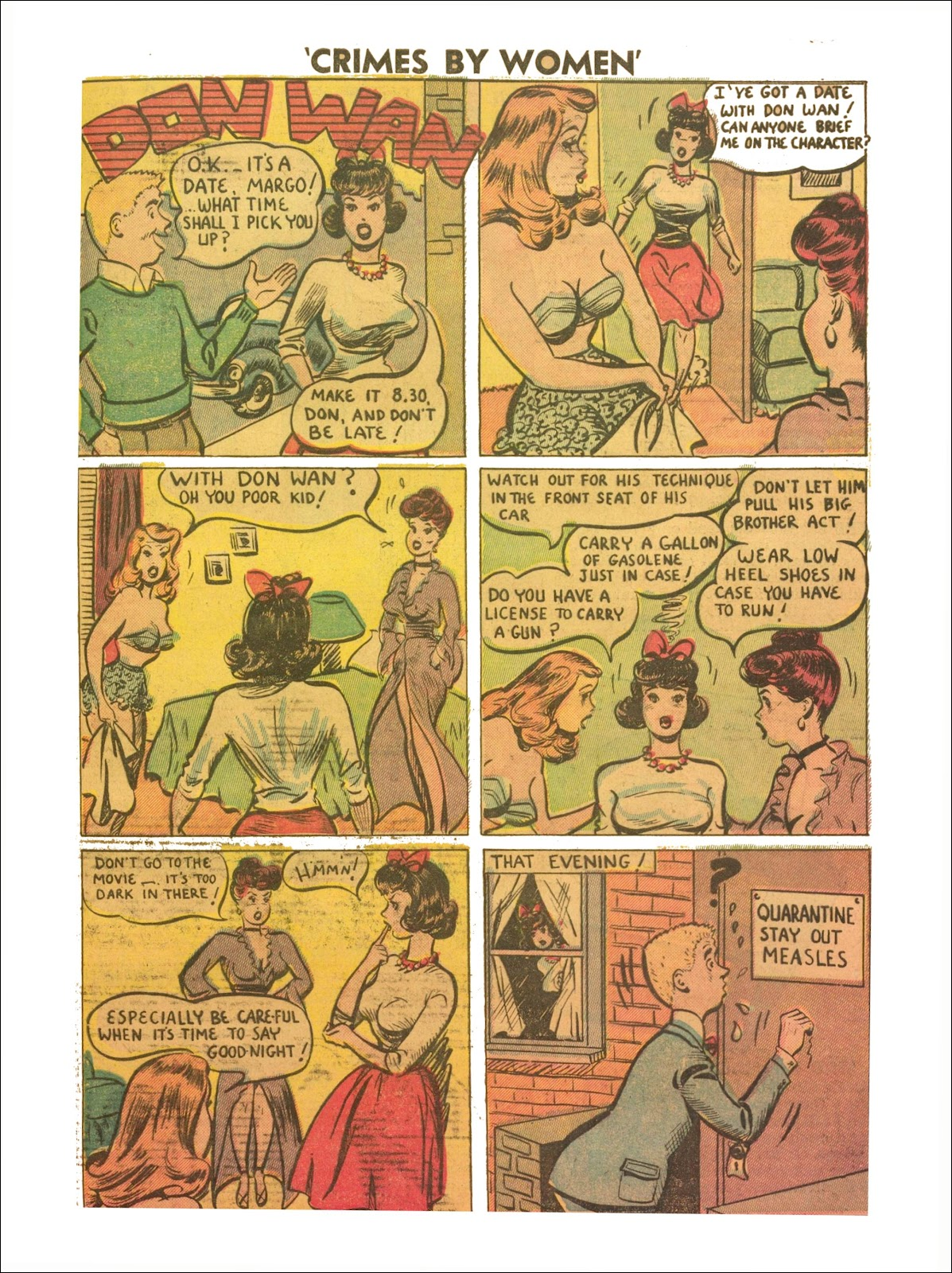 Crimes By Women issue 3 - Page 33
