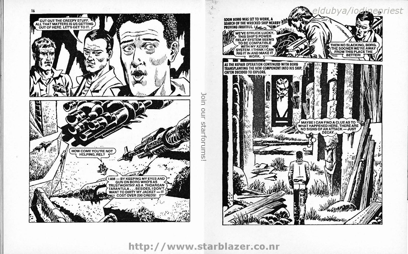 Starblazer issue 208 - Page 10
