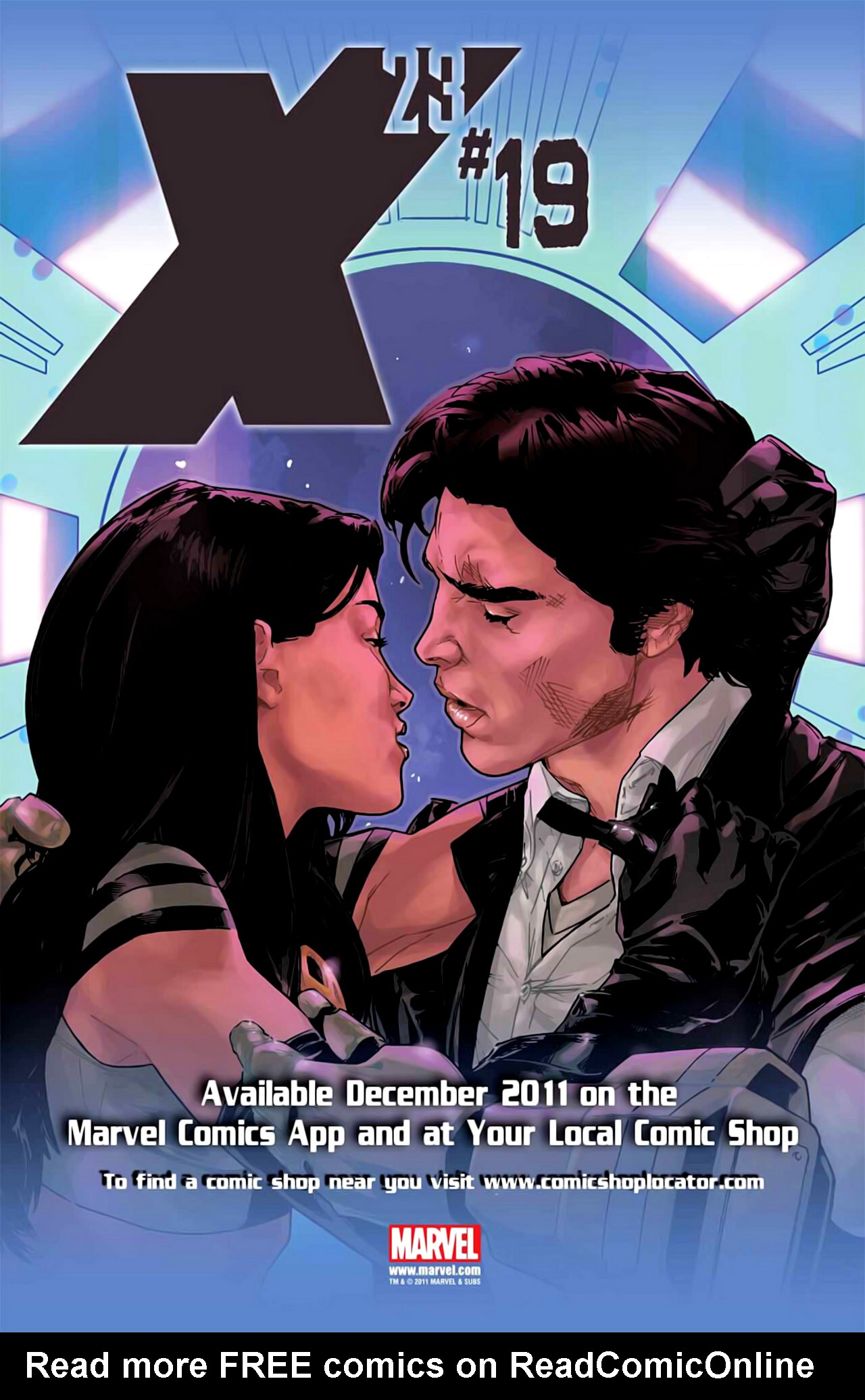Read online X-23 (2010) comic -  Issue #18 - 23