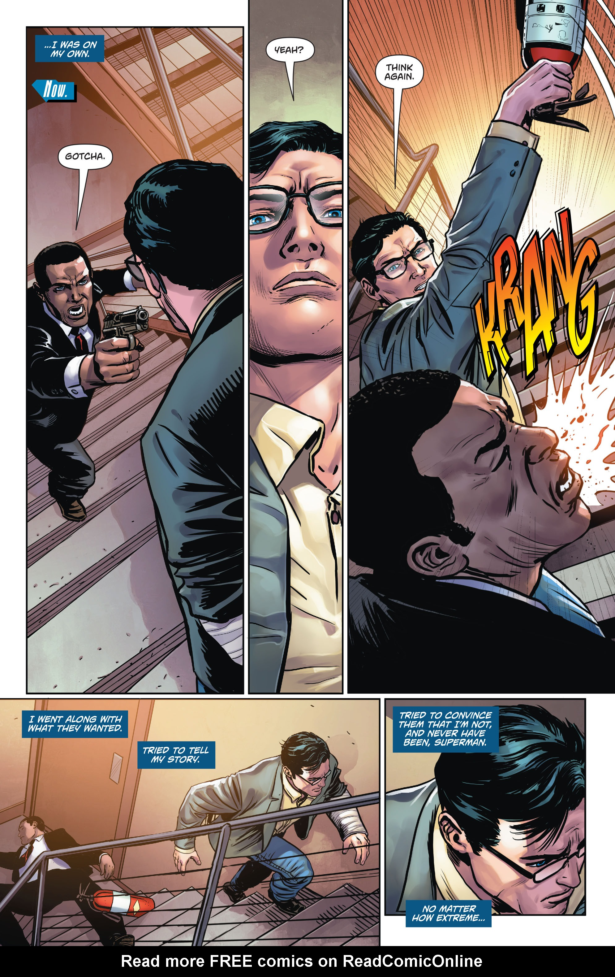 Read online Action Comics (2016) comic -  Issue #963 - 12