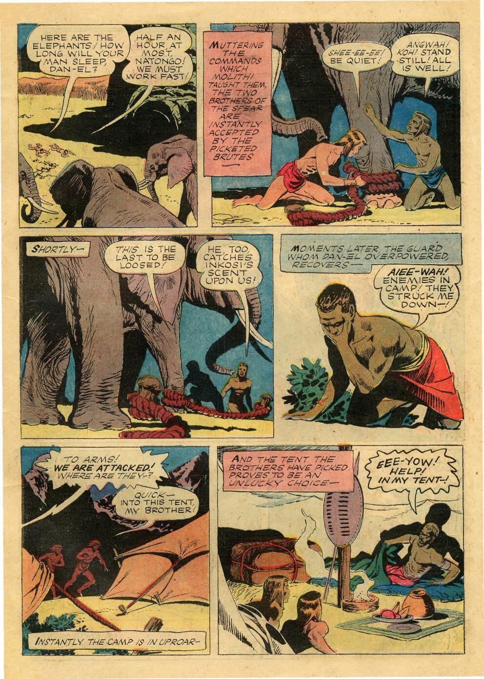 Tarzan (1948) issue 76 - Page 5