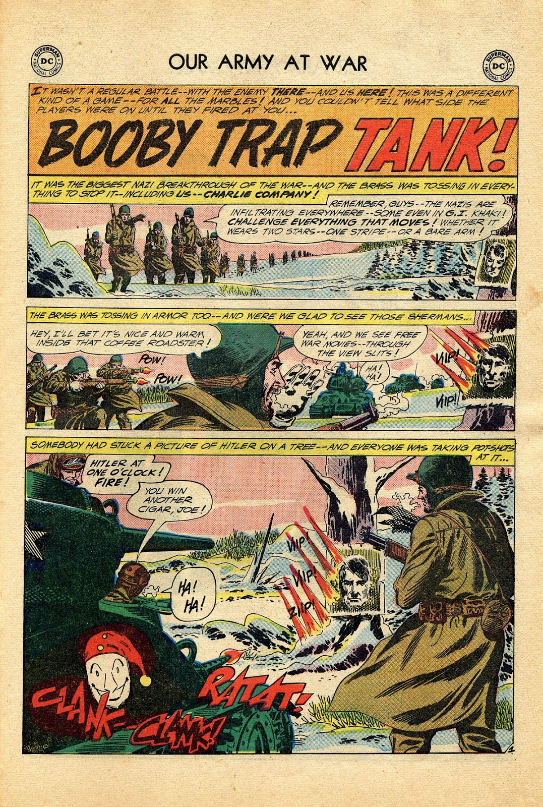 Our Army at War (1952) issue 99 - Page 27