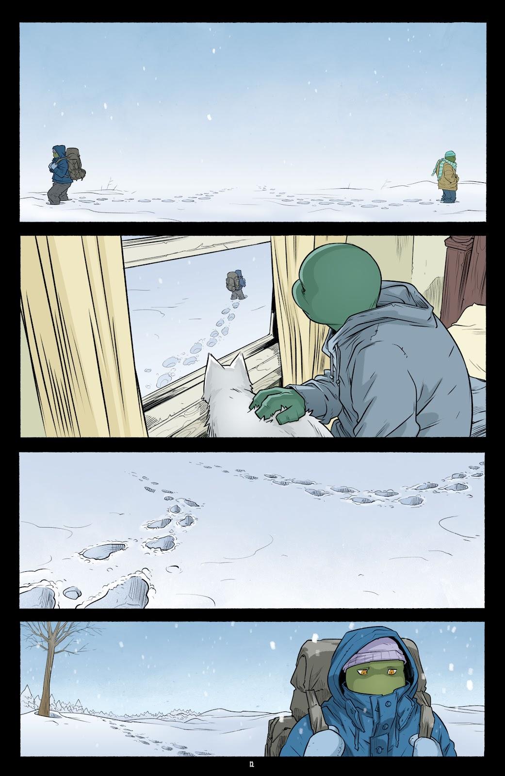 Read online Teenage Mutant Ninja Turtles (2011) comic -  Issue #102 - 14