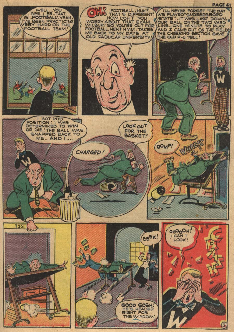 Zip Comics issue 31 - Page 41