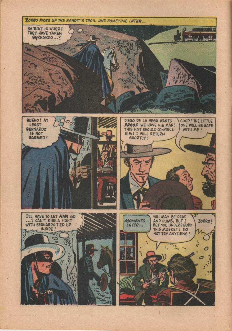 Zorro (1966) issue 5 - Page 12