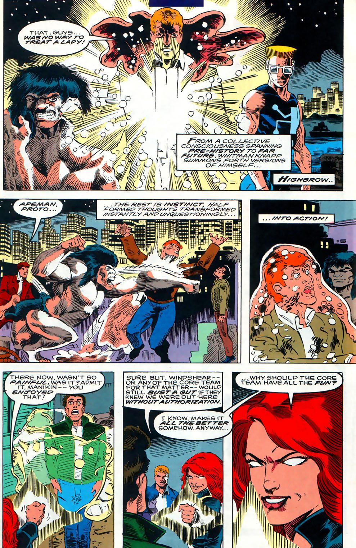 Read online Alpha Flight (1983) comic -  Issue #110 - 16