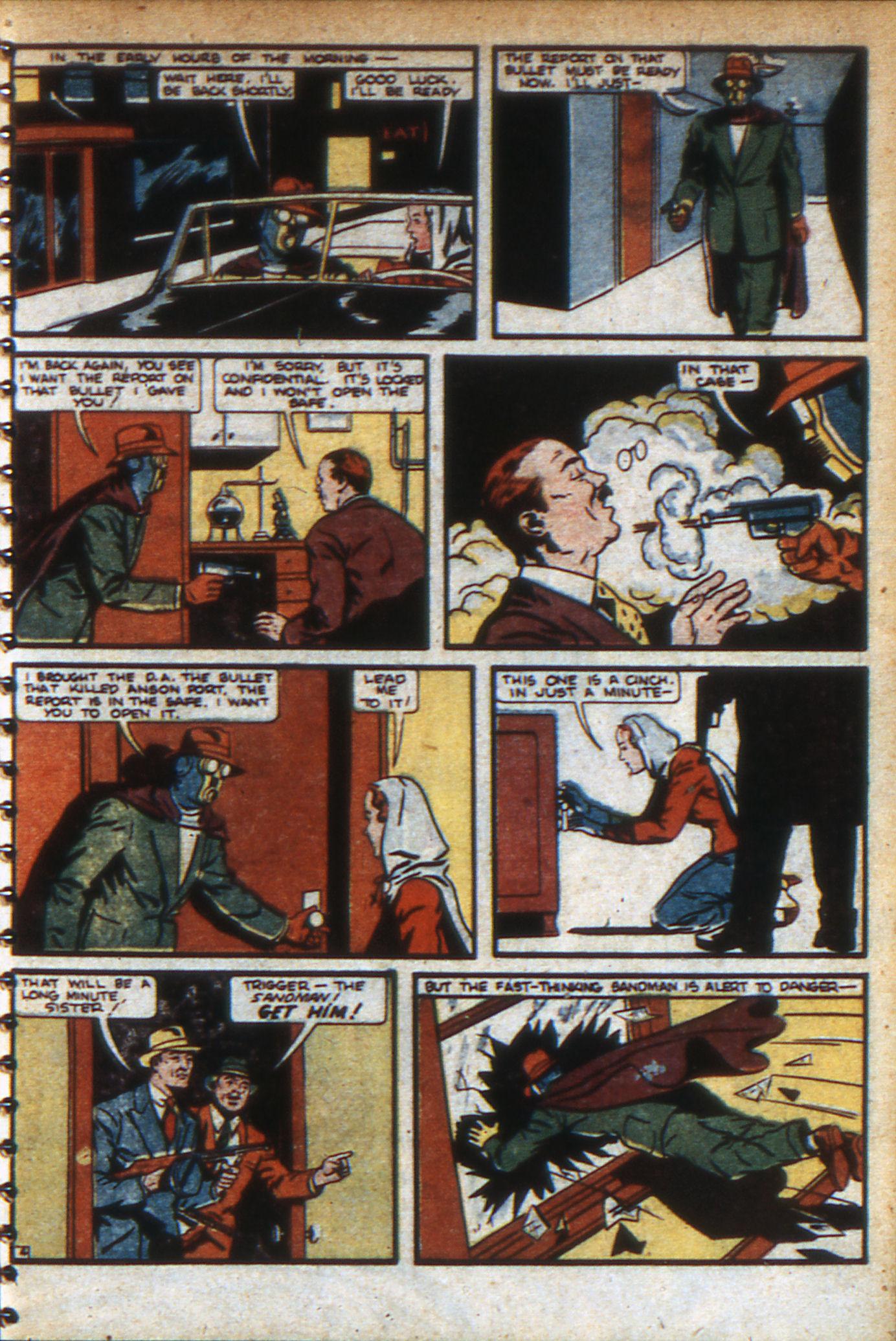Read online Adventure Comics (1938) comic -  Issue #47 - 8