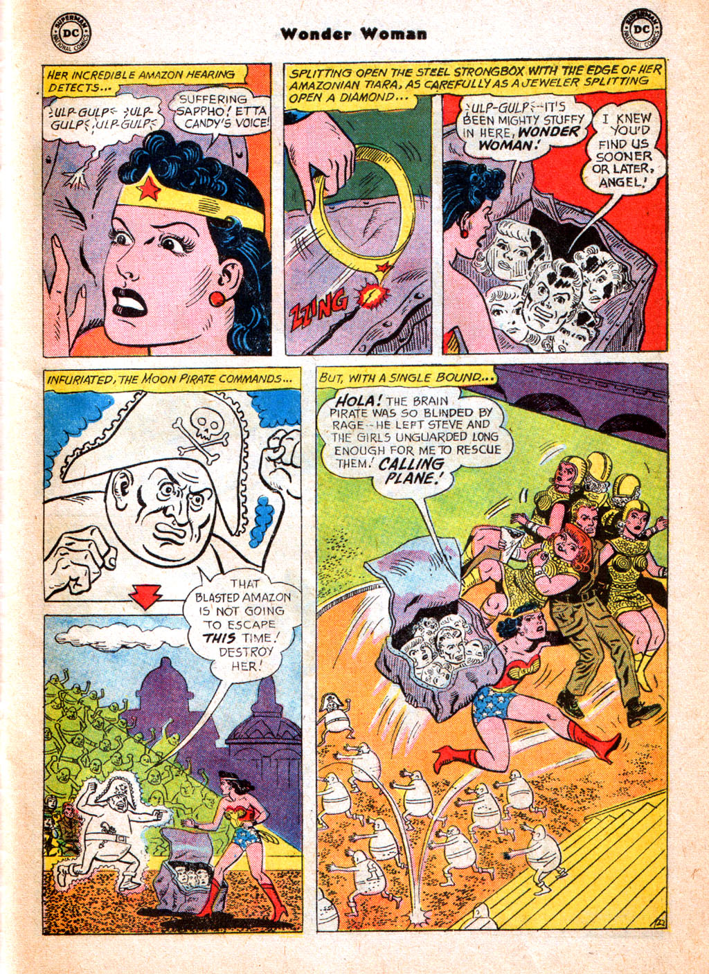 Read online Wonder Woman (1942) comic -  Issue #156 - 31