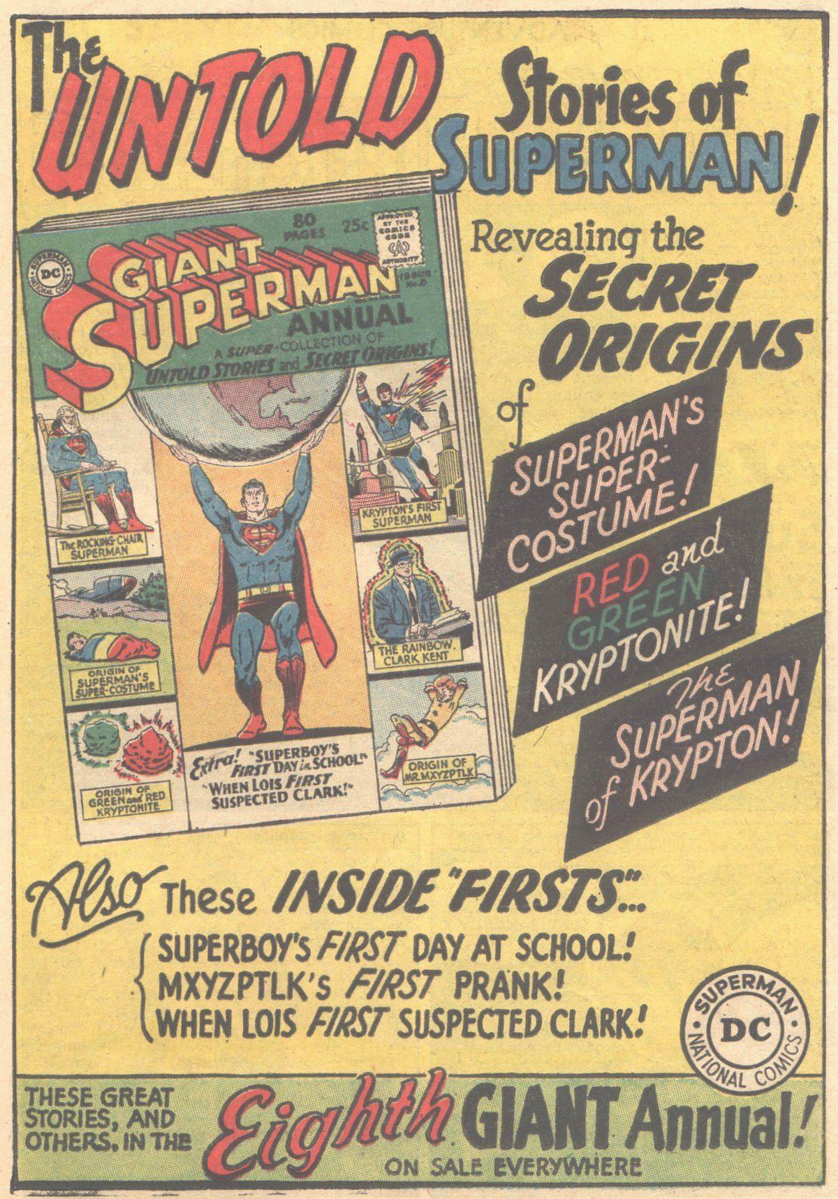 Read online Adventure Comics (1938) comic -  Issue #316 - 13