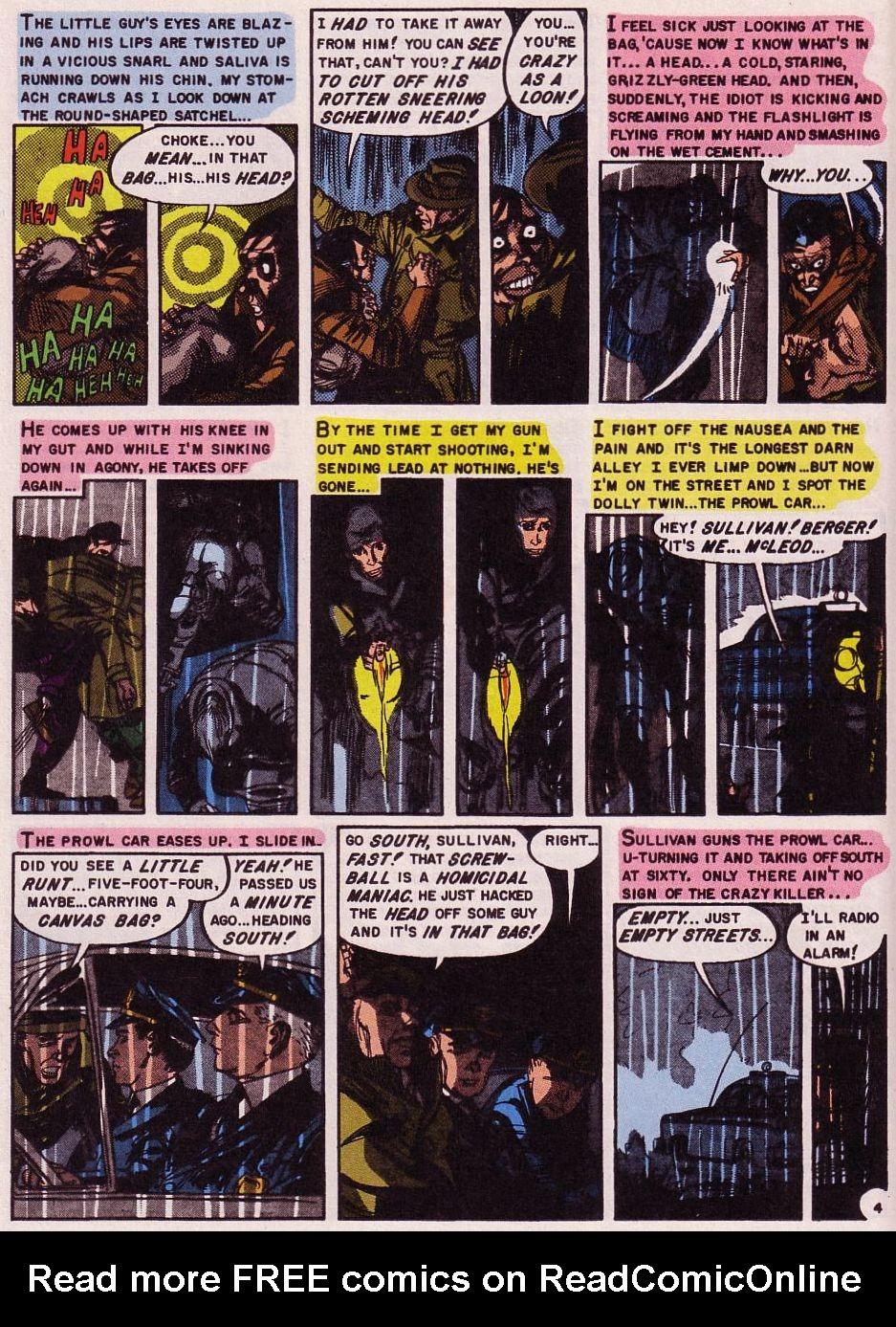 Read online Shock SuspenStories comic -  Issue #18 - 22