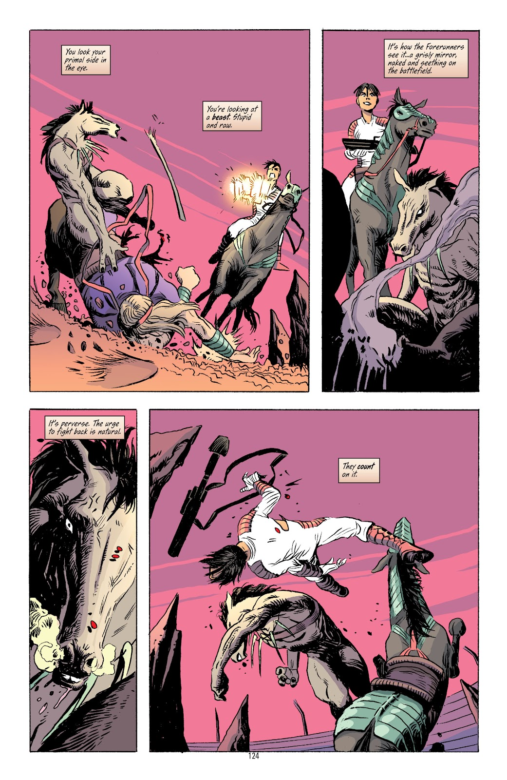 Read online Strange Adventures (2014) comic -  Issue # TPB (Part 2) - 25