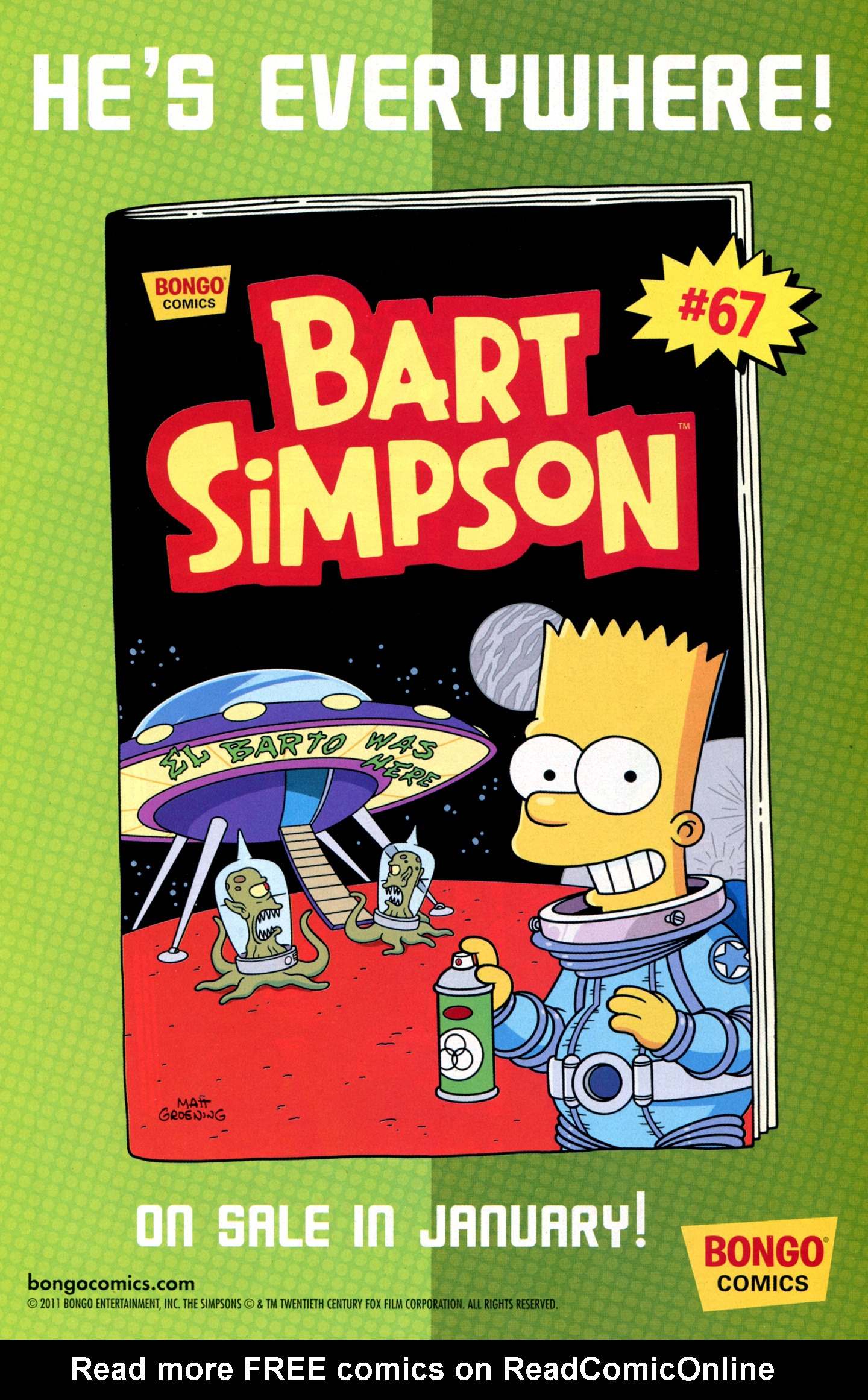 Read online Simpsons Comics Presents Bart Simpson comic -  Issue #66 - 33