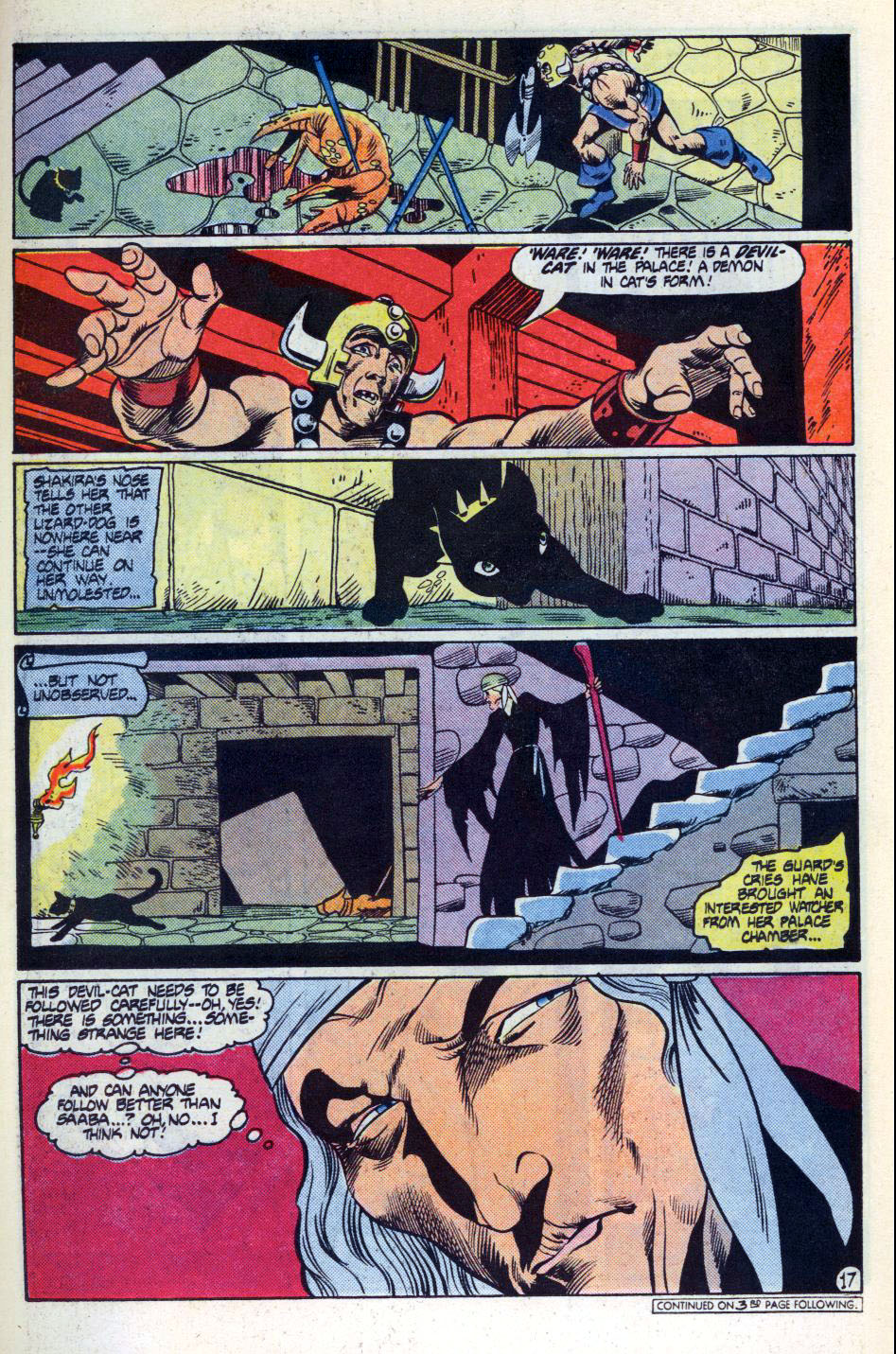 Warlord (1976) issue 92 - Page 18