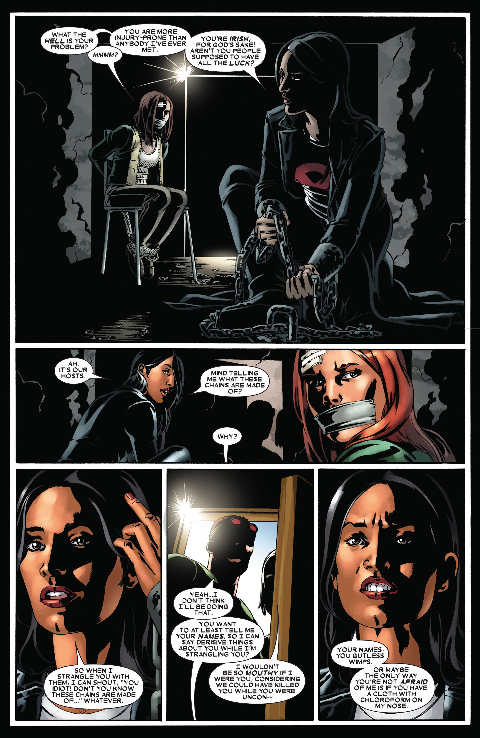Read online X-Factor (2006) comic -  Issue #22 - 14