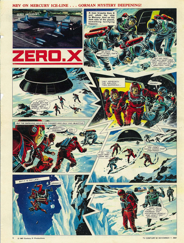 Read online TV Century 21 (TV 21) comic -  Issue #147 - 6