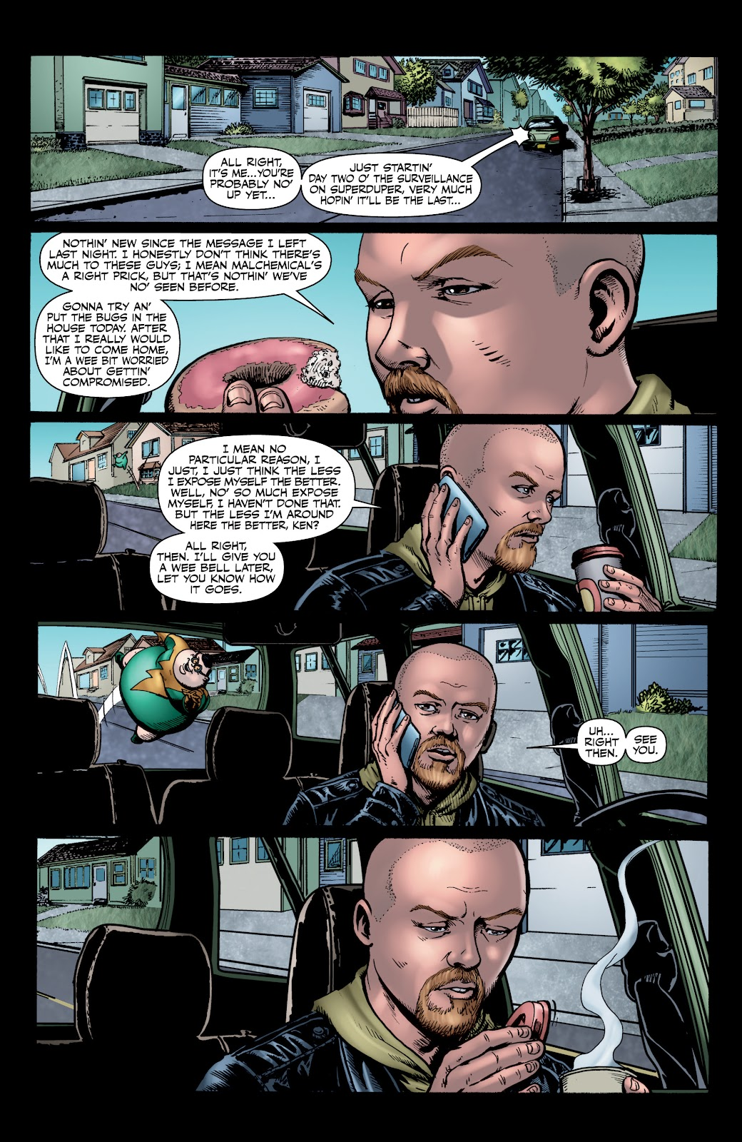 Read online The Boys Omnibus comic -  Issue # TPB 4 (Part 1) - 79