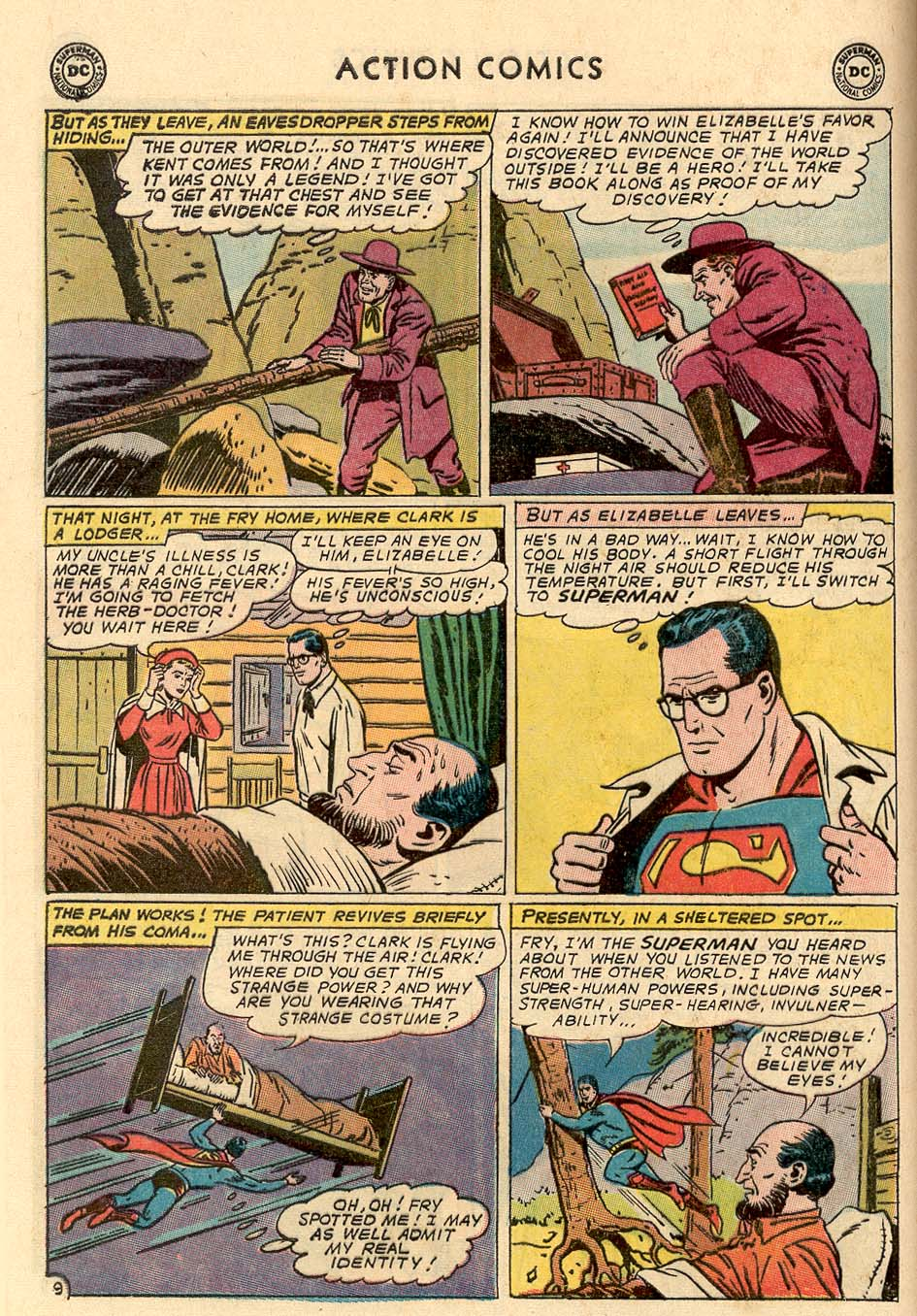 Read online Action Comics (1938) comic -  Issue #324 - 12