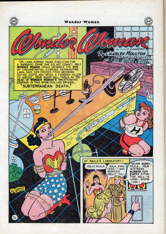 Read online Wonder Woman (1942) comic -  Issue #17 - 40