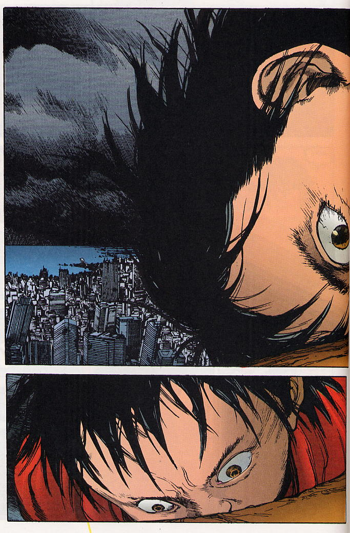 Read online Akira comic -  Issue #22 - 68