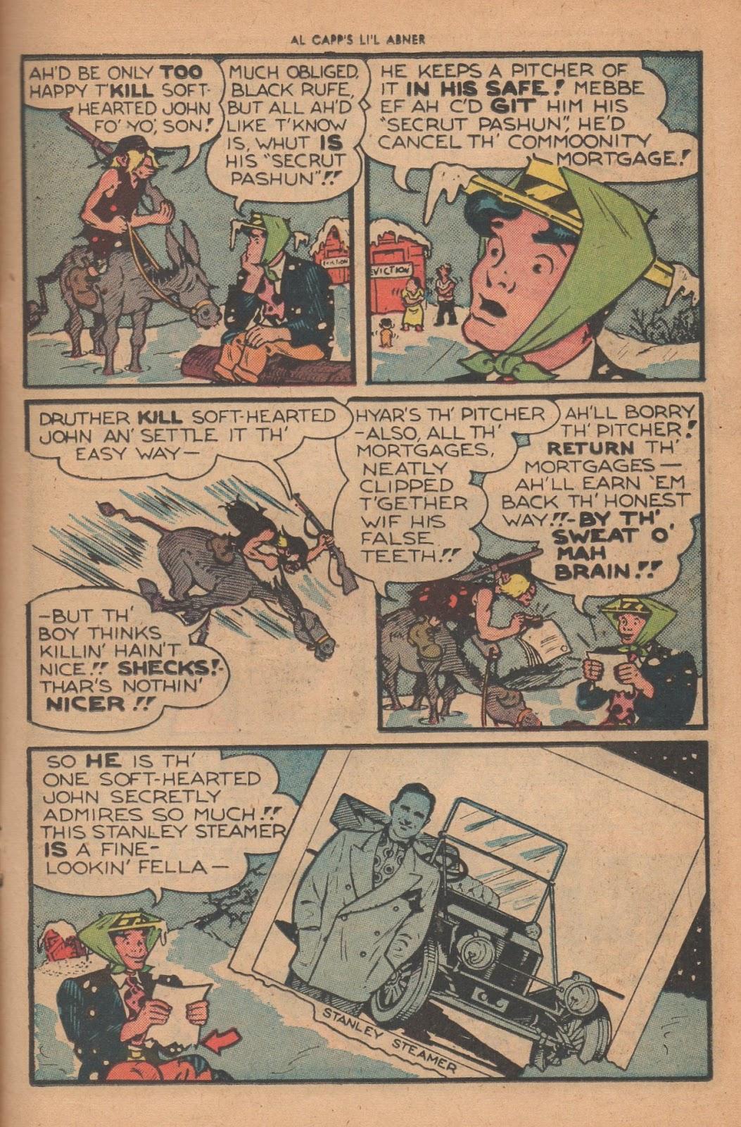Li'l Abner Comics issue 77 - Page 11