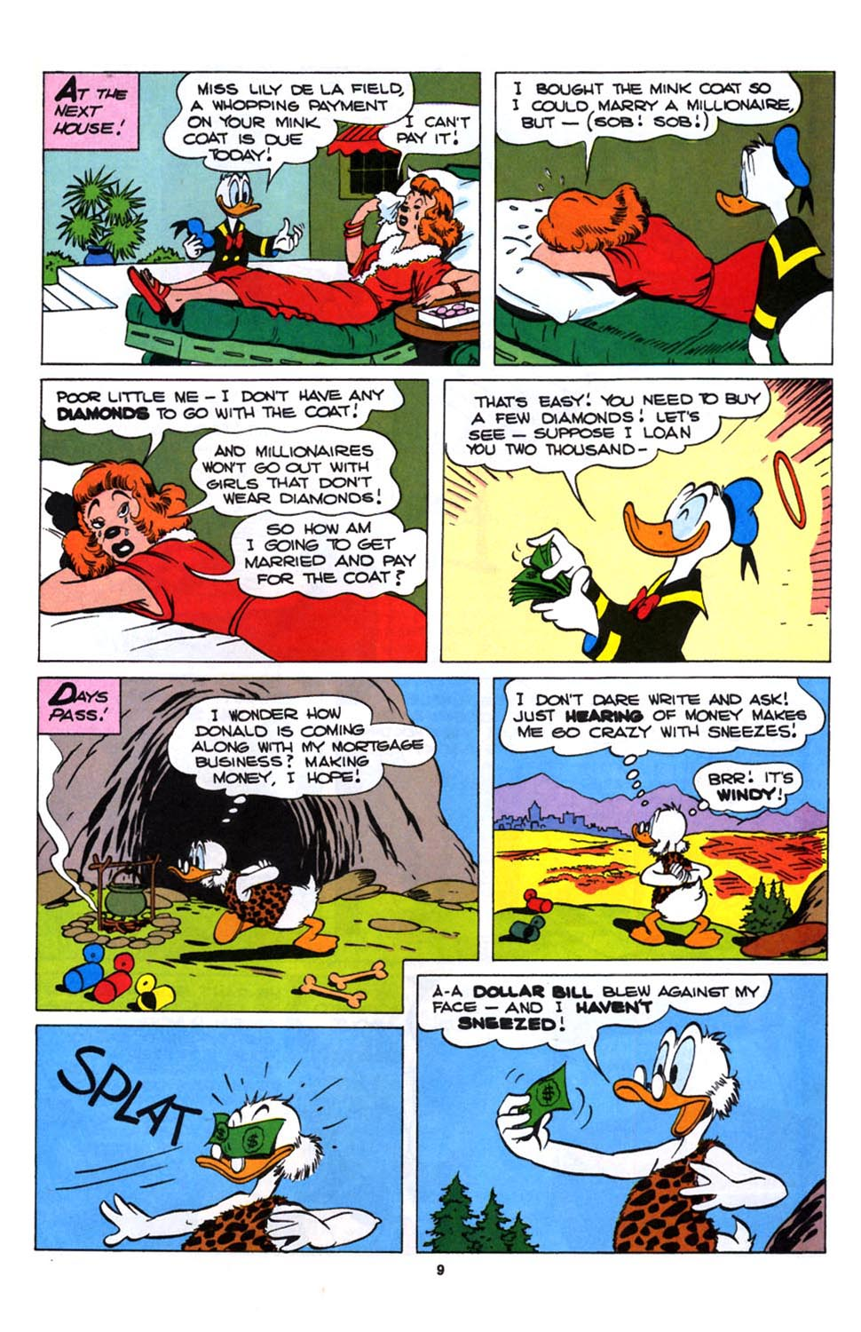 Read online Uncle Scrooge (1953) comic -  Issue #246 - 27