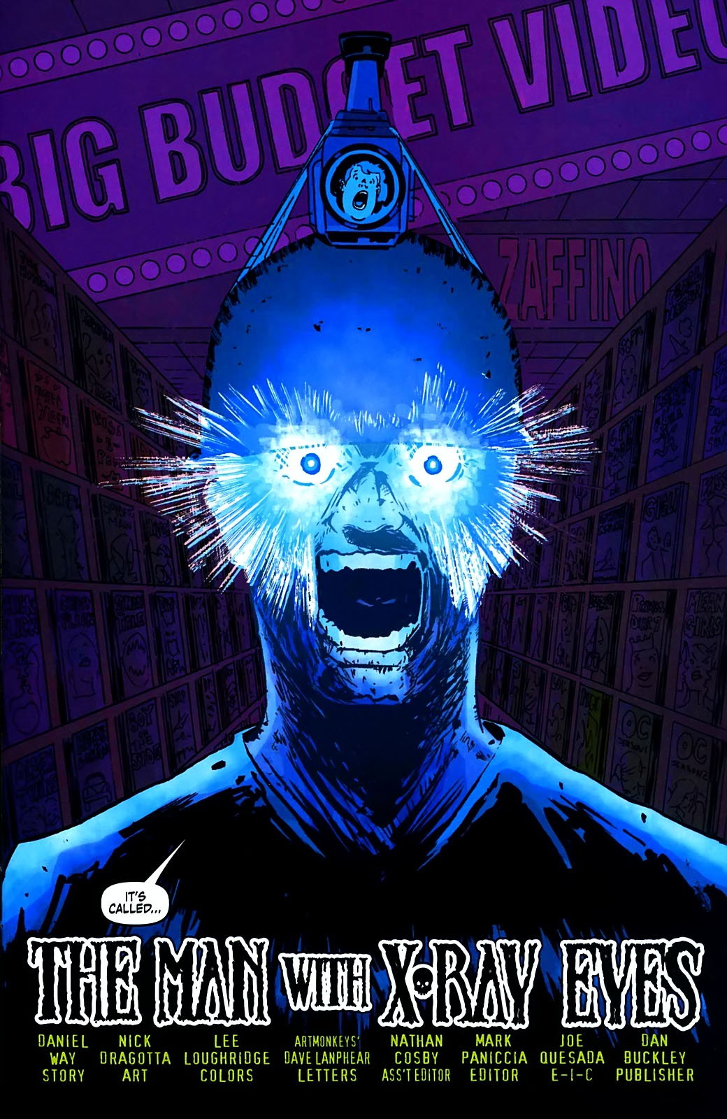 Read online Amazing Fantasy (2004) comic -  Issue #15 - 20