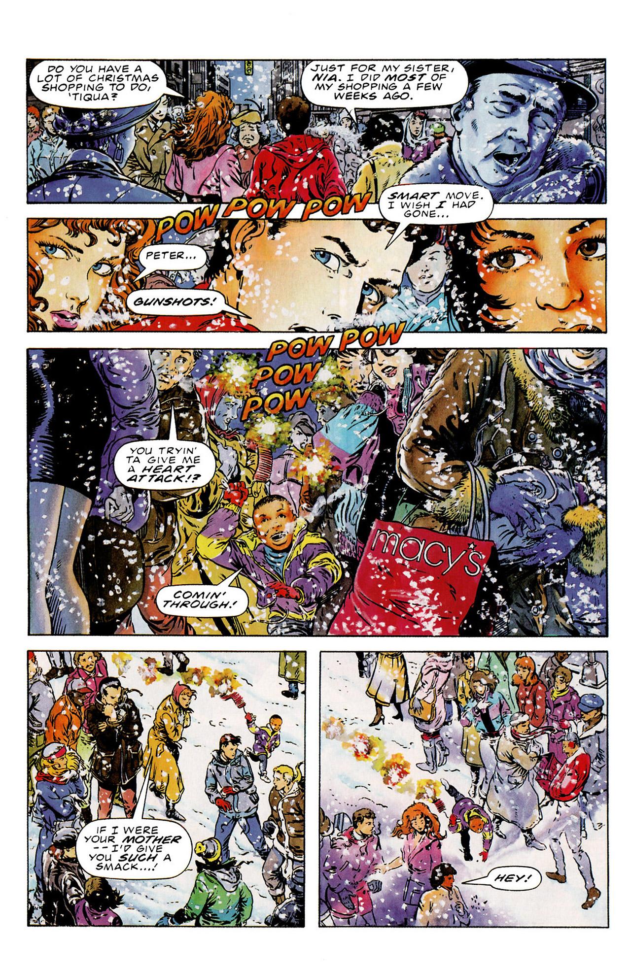 Read online Harbinger (1992) comic -  Issue #15 - 12