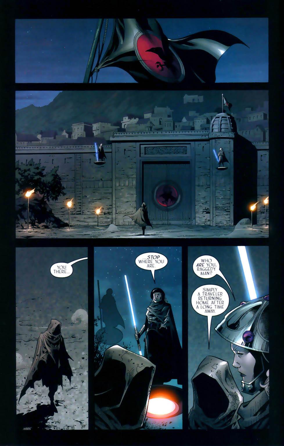 Read online Scion comic -  Issue #31 - 5