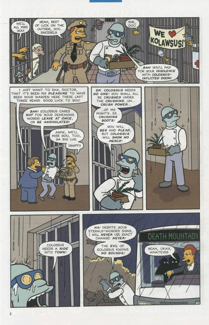 Read online Simpsons Comics comic -  Issue #67 - 29