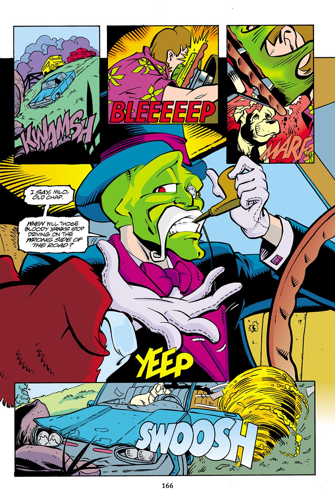 Read online Adventures Of The Mask Omnibus comic -  Issue #Adventures Of The Mask Omnibus Full - 165