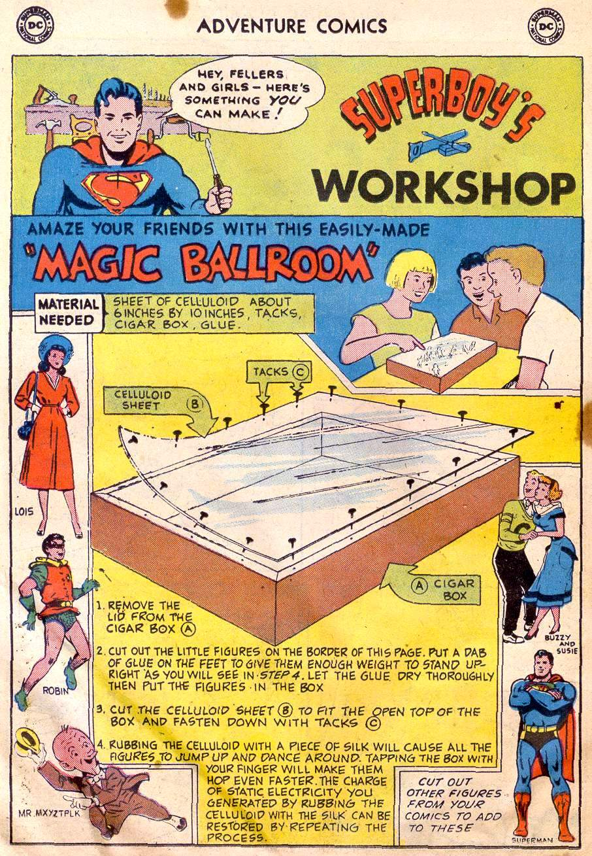 Read online Adventure Comics (1938) comic -  Issue #242 - 26