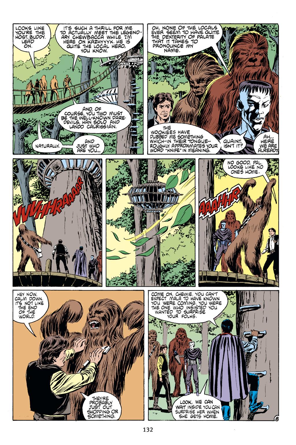 Read online Star Wars Omnibus comic -  Issue # Vol. 21 - 126