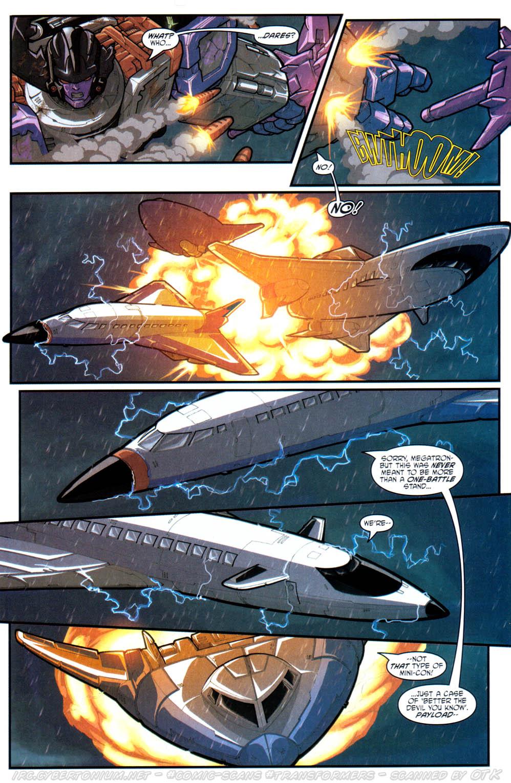 Read online Transformers Armada comic -  Issue #17 - 12