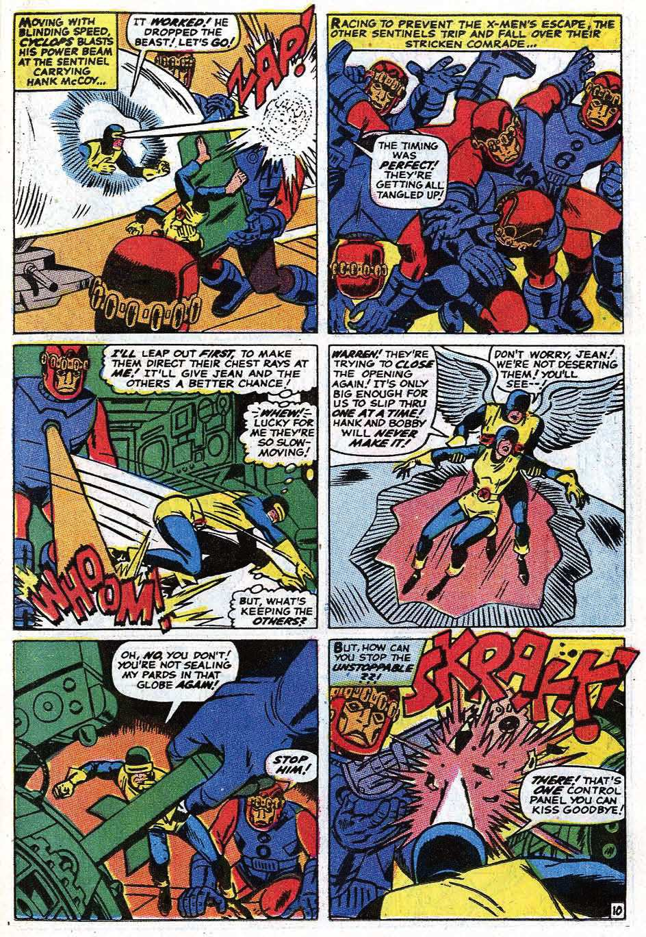 Uncanny X-Men (1963) issue 69 - Page 13