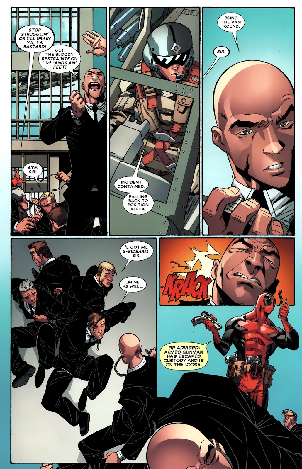 Read online Deadpool (2008) comic -  Issue #43 - 14