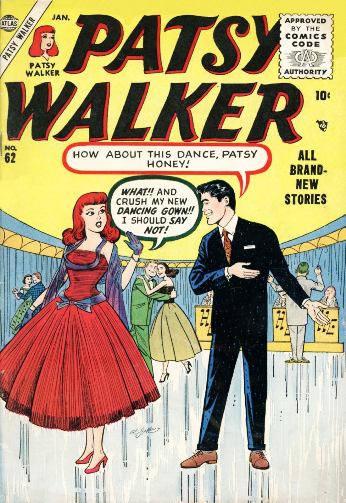 Patsy Walker 62 Page 1