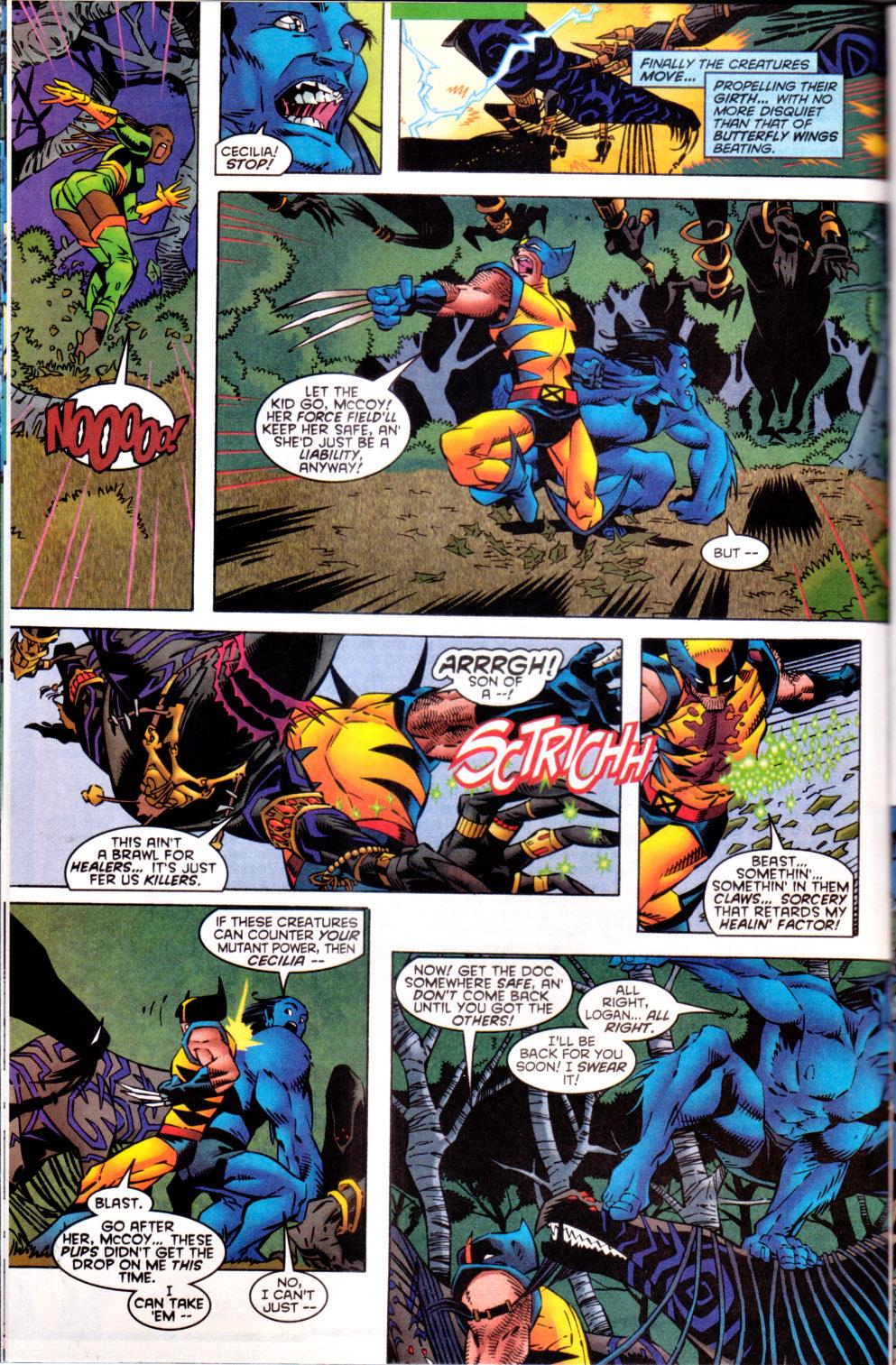 X-Men (1991) 75 Page 13
